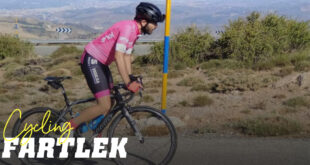Fartlek in cycling