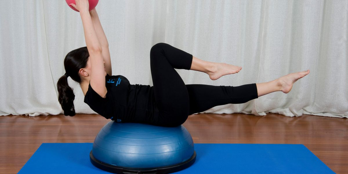 Fitball - Proprioception