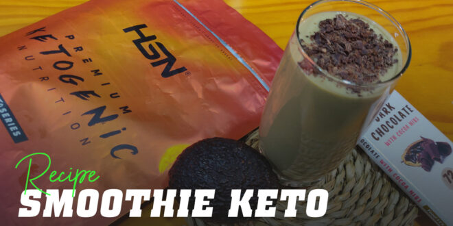 Keto Smoothie: Incredible Taste and Texture!