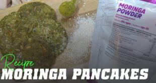 Moringa Pancakes