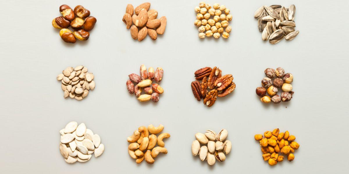 Nuts benefits