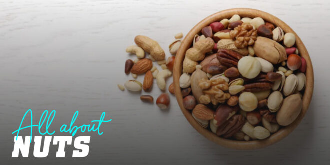 Nuts: What are they, which are not fattening, and why are they important in a Fitness Diet?