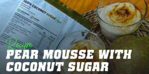 Pear Mousse