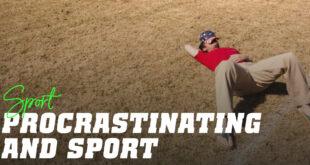 Procrastination and Exercise