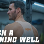 Top Tips for how to finish a training session well