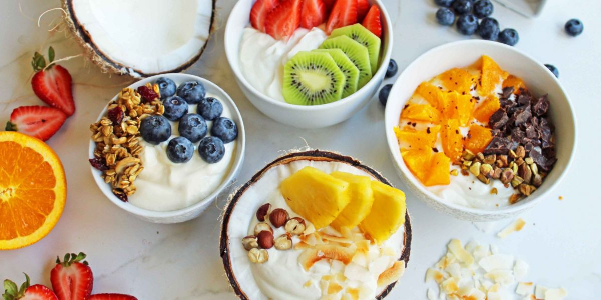 Greek yoghurt - Foods build Muscle