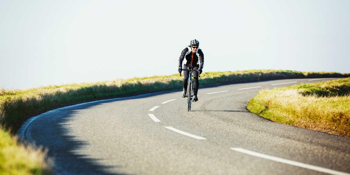 How cyclists train