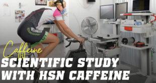 HSN Caffeine Scientific Study
