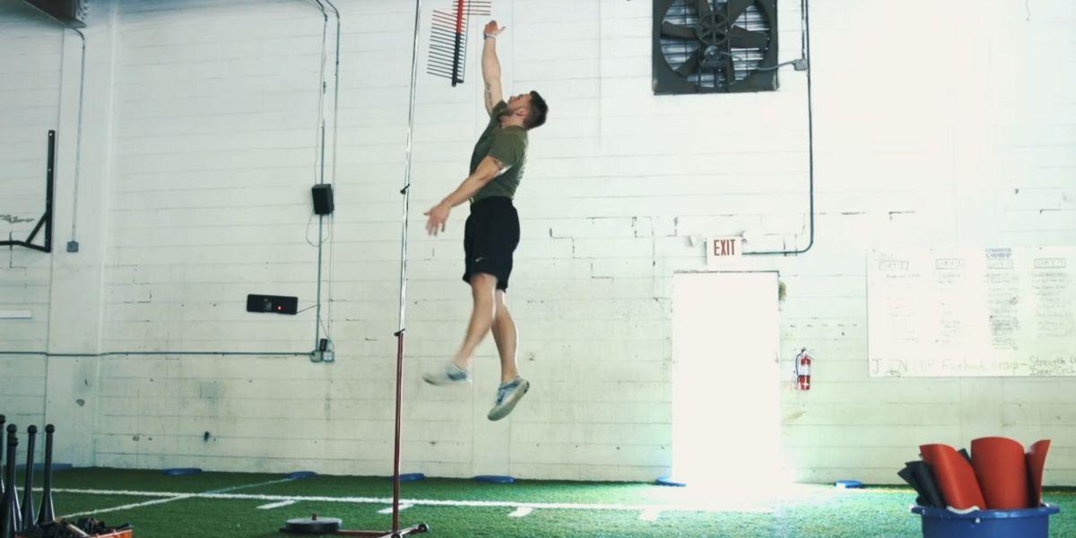 Jumping capacity