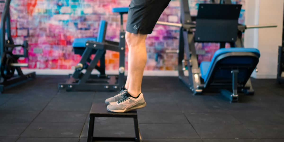 Jumps - exercises without weights