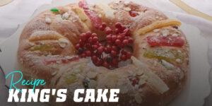 king´s cake