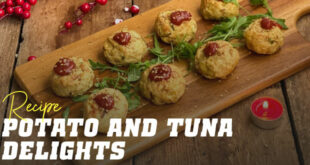potato and tuna delights