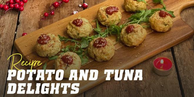 Potato and Tuna Delights