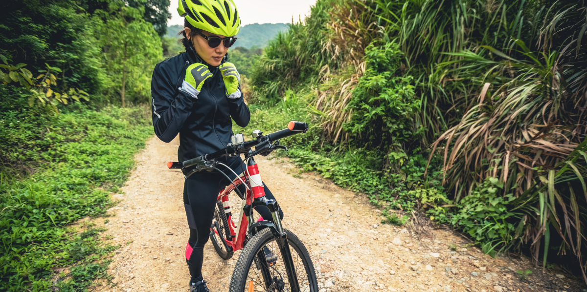 Reasons for practicing MTB Mountain biking or road cycling