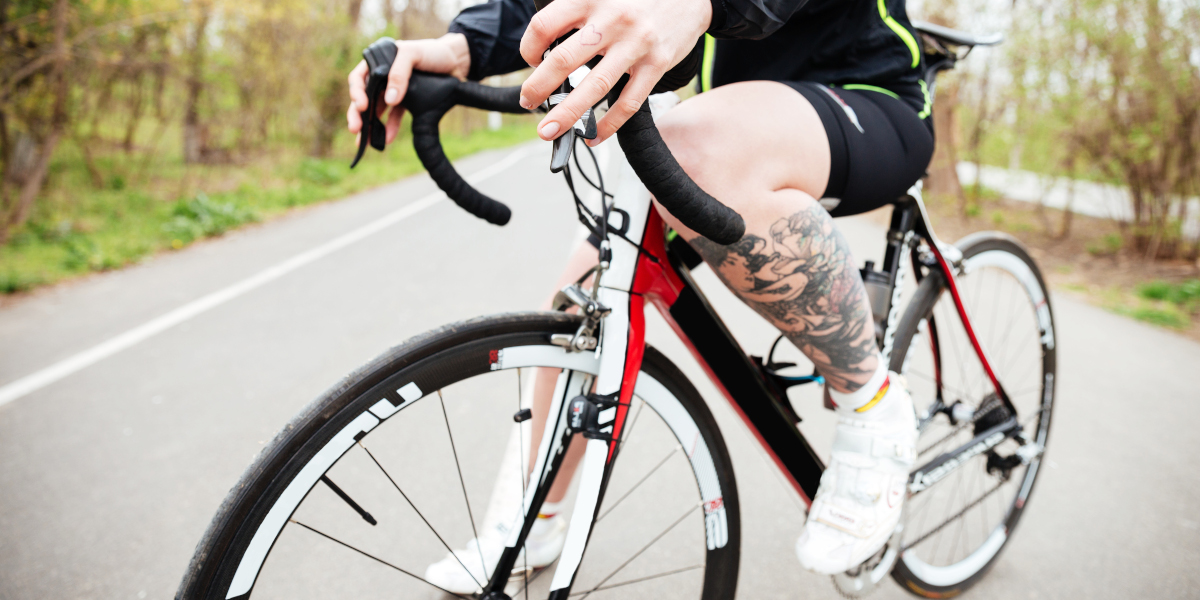 Reasons for road cycling