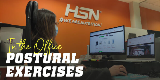 The Importance of Postural Exercises in the Office