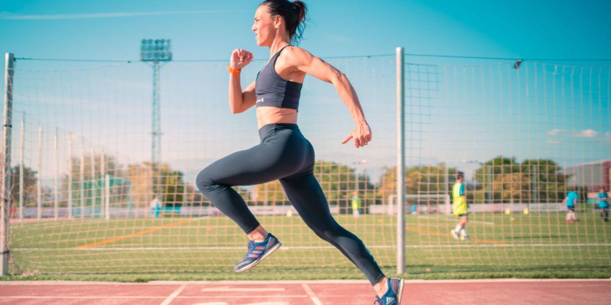 How weight affects running