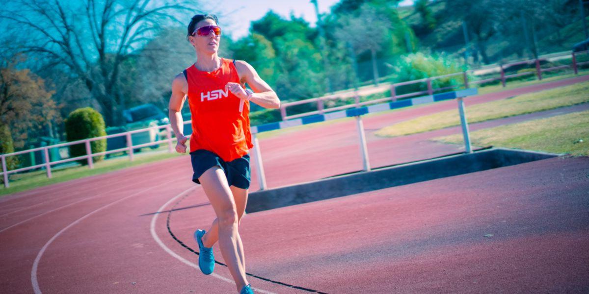 Running intensity meter