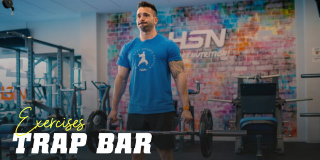 What is a Trap Bar (Hexagonal Bar) and what exercises can you do with it?