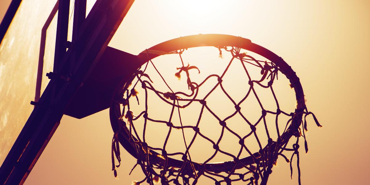 Basketball players sun deficiency