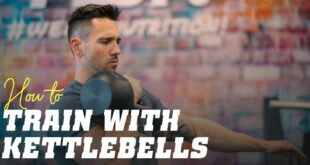 How to train with kettlebells