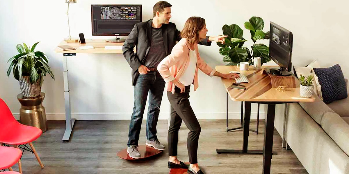 Working on your Feet Standing desk