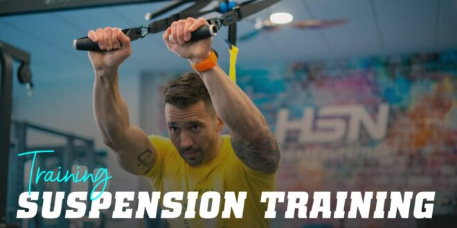 TRX Training: What are the Best Exercises?