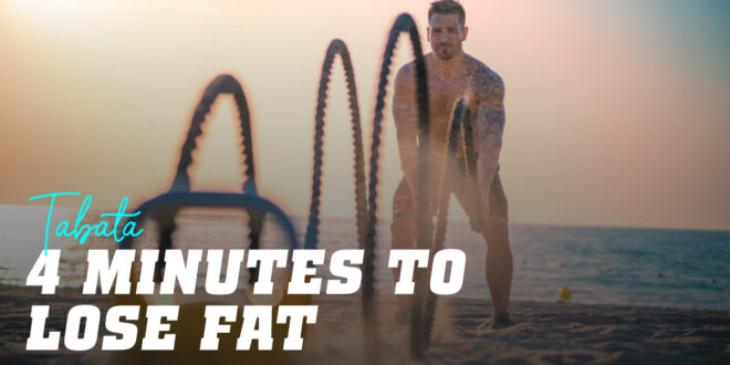 Tabata: The 4-Minute Fat Burning Method