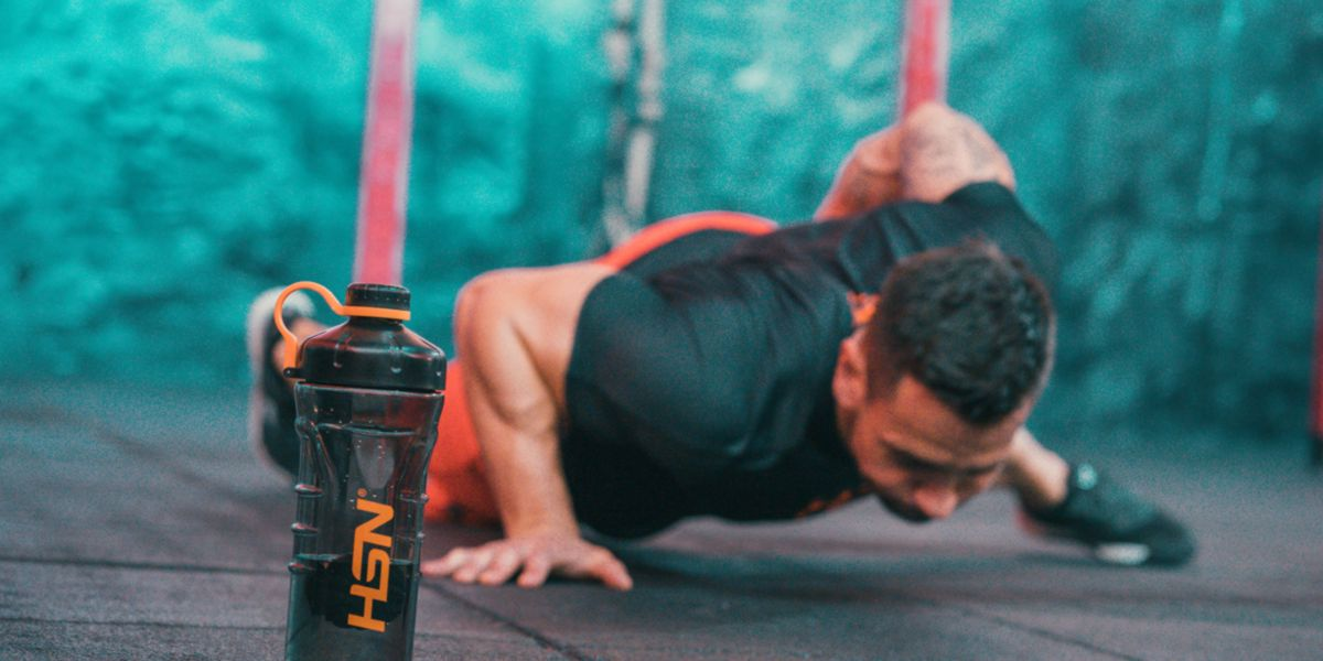 Functional training routine at home
