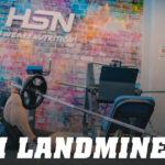 Landmine training