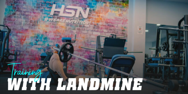Landmine, What it is, Benefits and Functional Exercises
