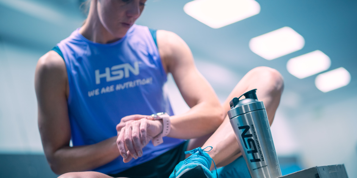 HSN Germany Pre-training supplements