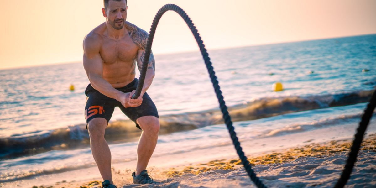 Ropes or Battle Rope