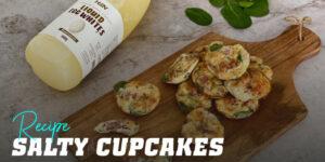 Salty cupcakes