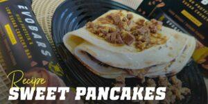 Sweet and savoury pancakes
