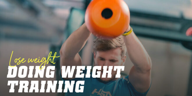 Tips for Weight loss by lifting Weights