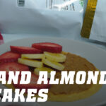 Almond and Oat Pancakes