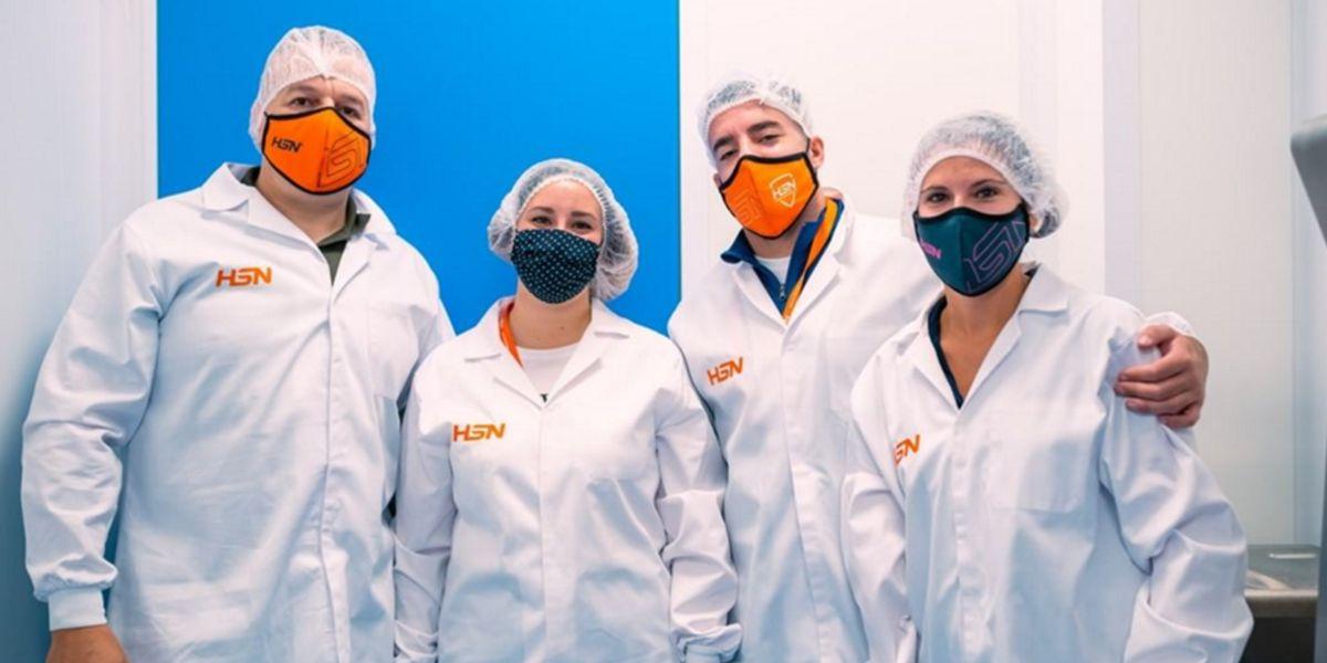 HSN Factory Visit