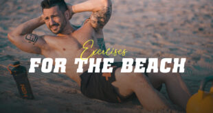 Exercises for the beach