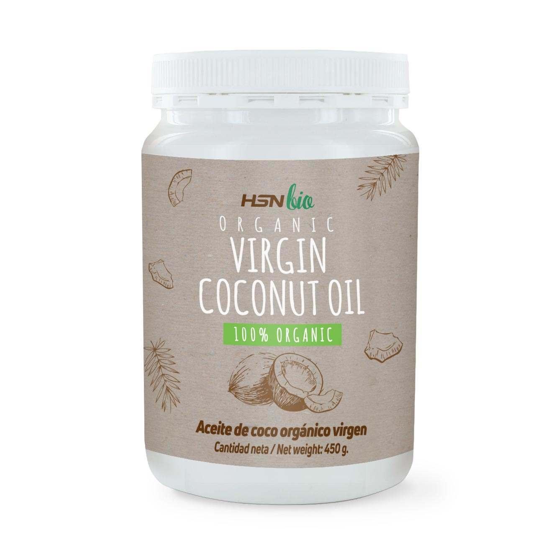 Aceite de Coco Virgen Extra Orgánico 450g