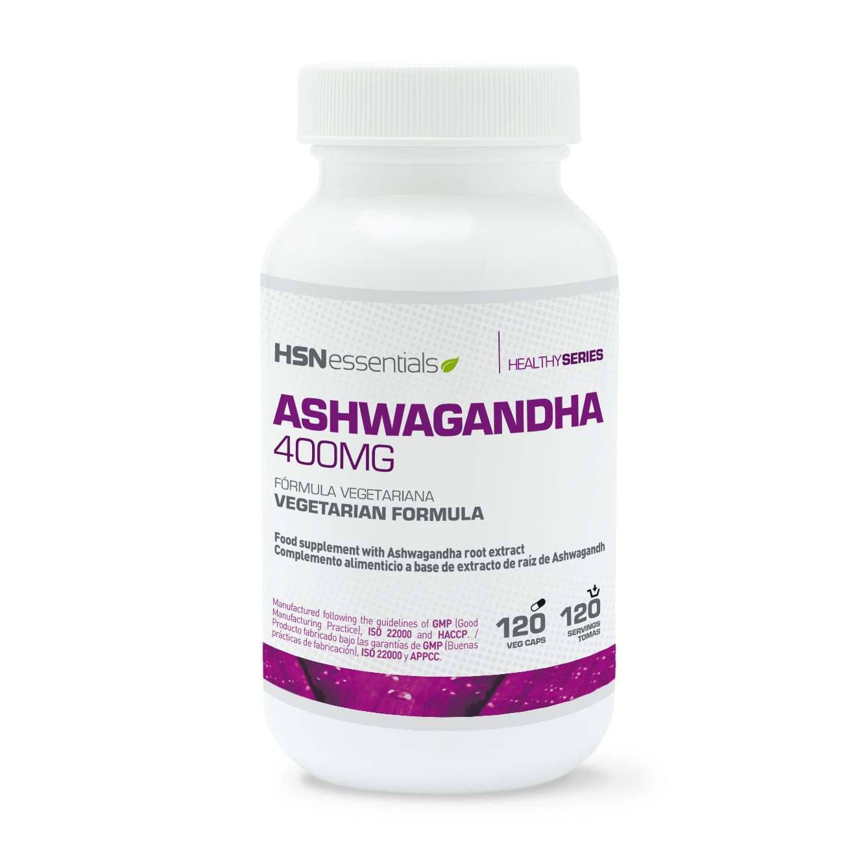 ASHWAGANDHA 400mg - 120 veg caps