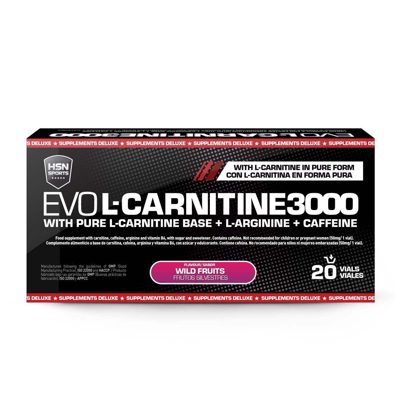 Carnitina Garcinia HSN Pink