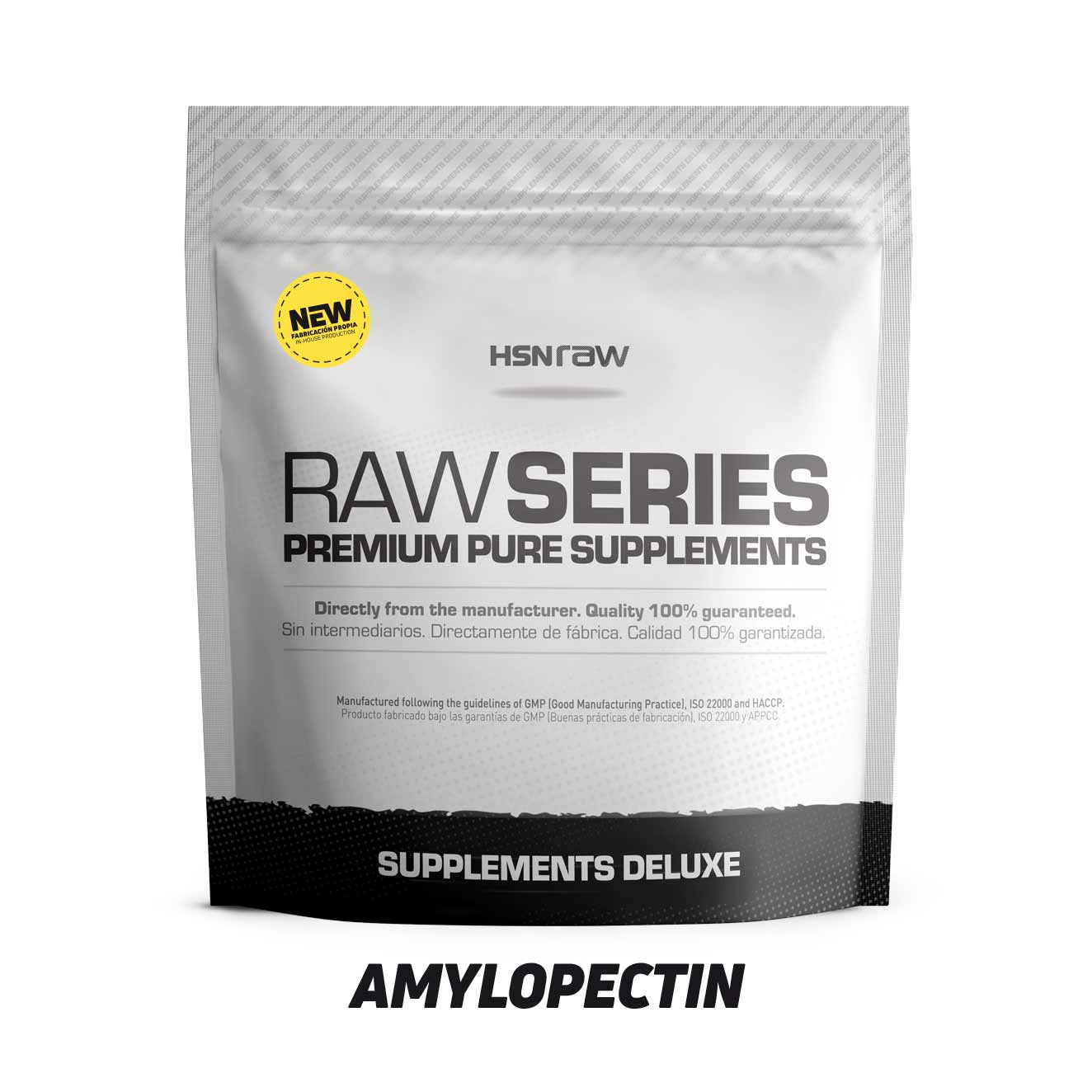 Amylopectin 2.0 3Kg de Raw Series
