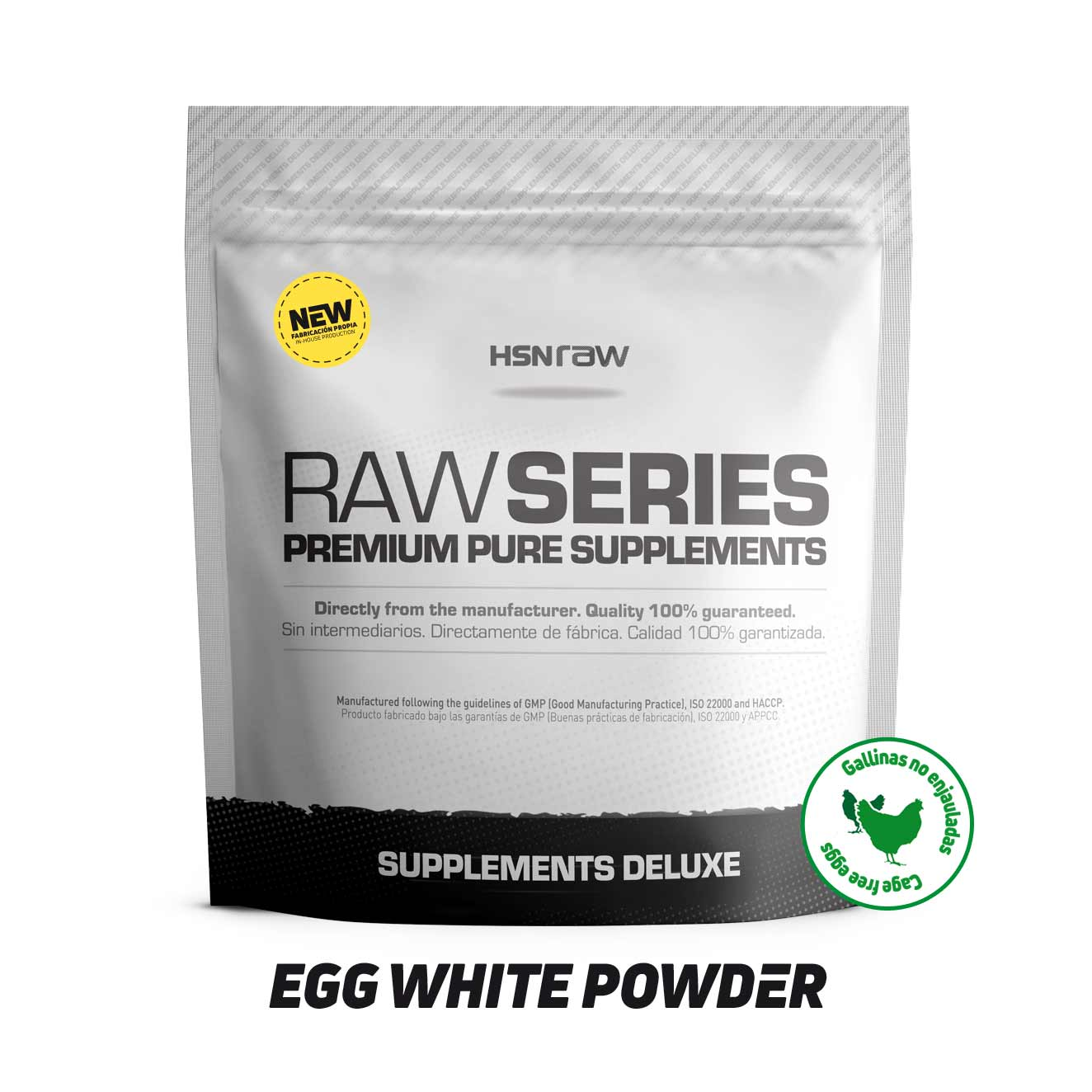 Buy Egg White by HSNraw