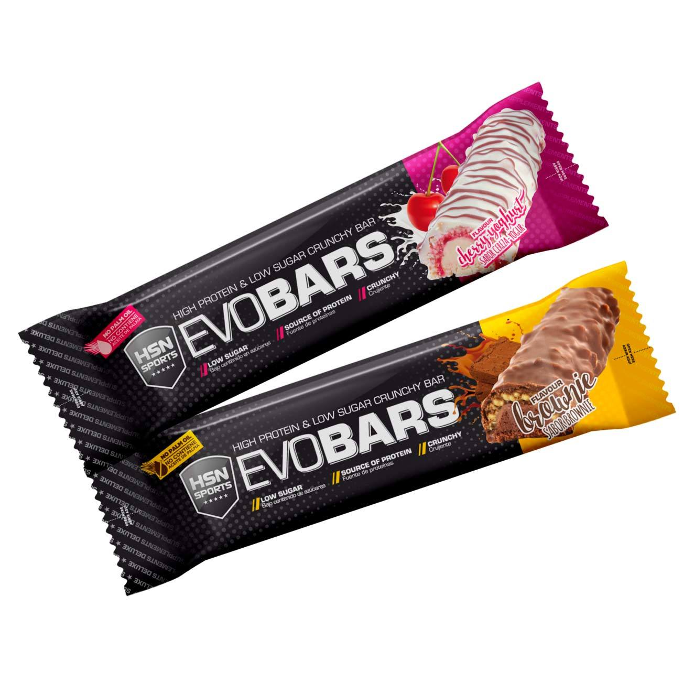 Evobars Protein Bars