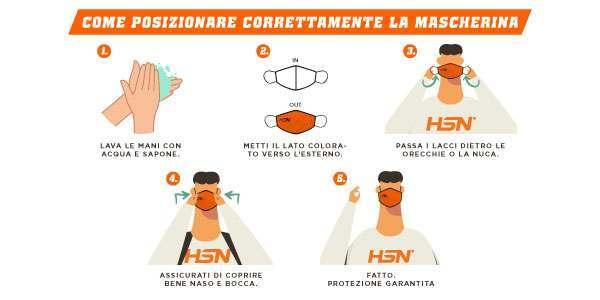 HSN Mascherina