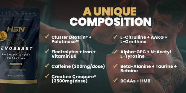 Unique composition