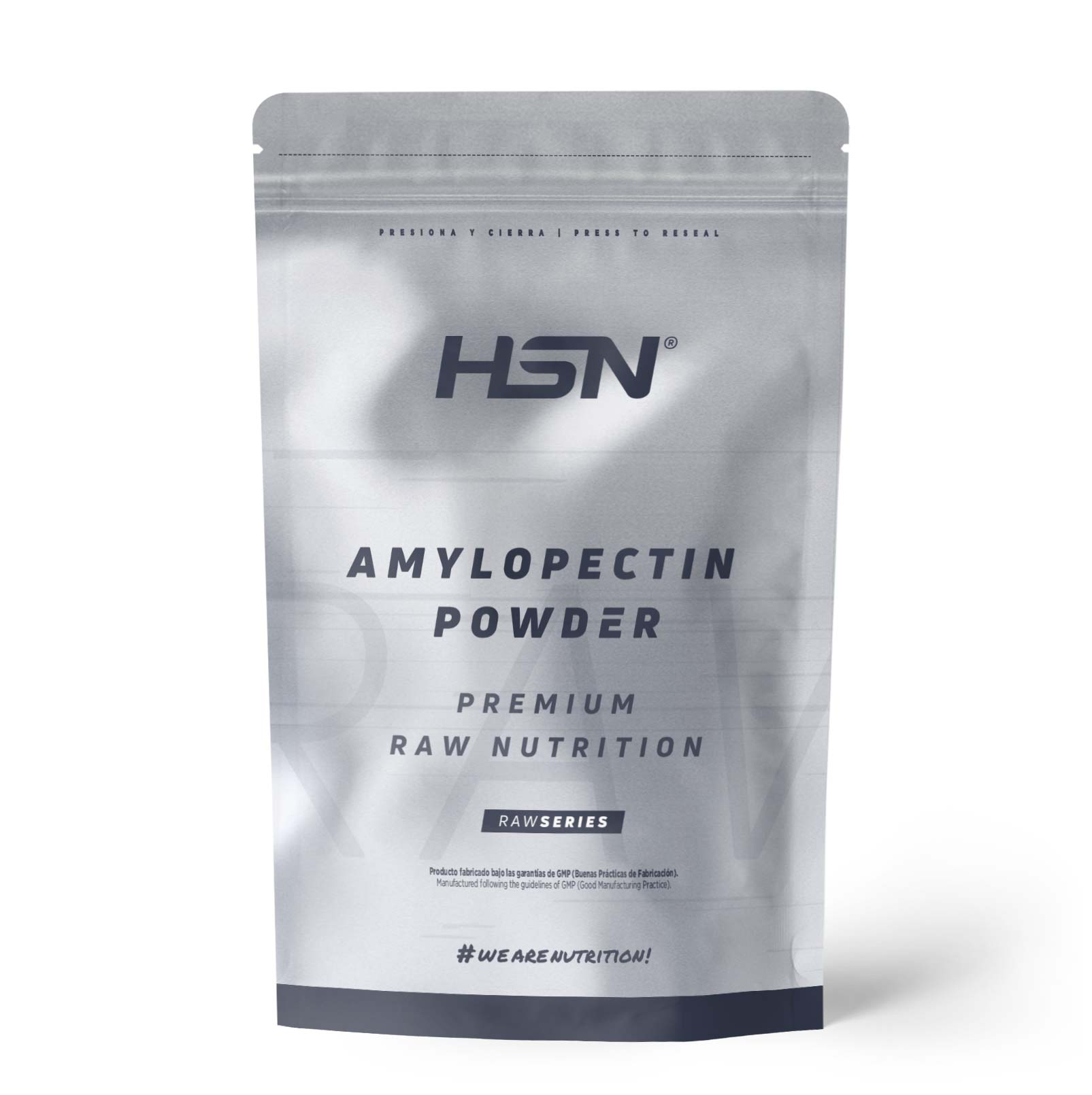Amylopectin 2.0 3Kg de Raw Series