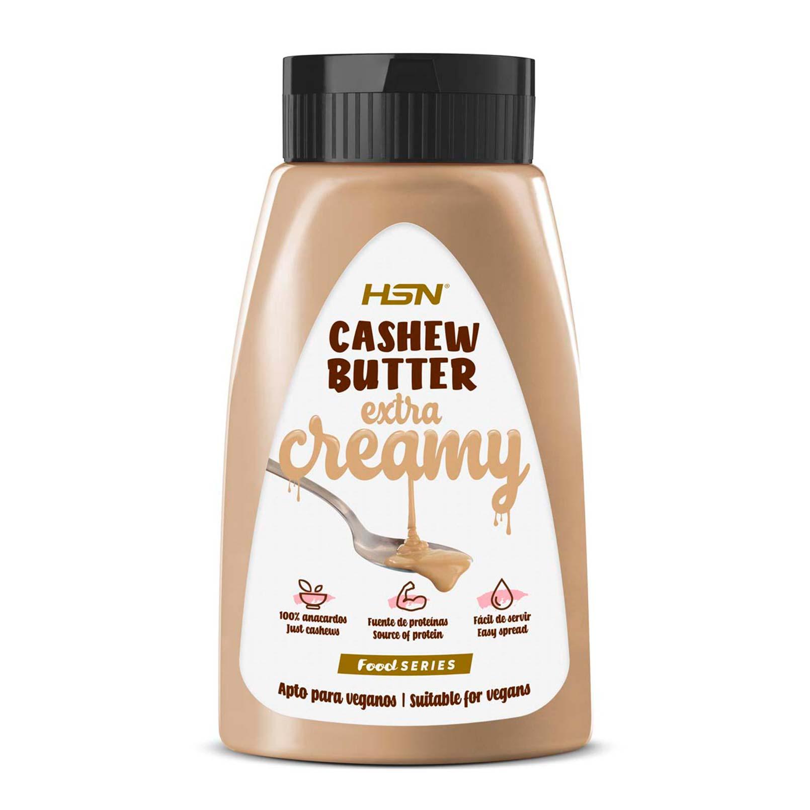 Mantequilla extra cremosa de anacardo 490g - Food Series