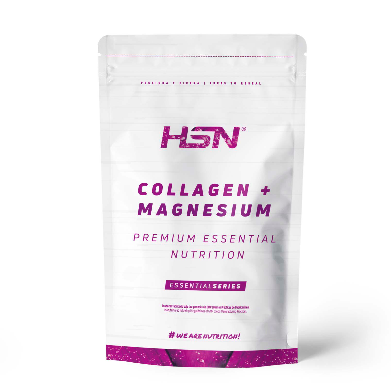Colágeno Hidrolizado + Magnesio 2.0 en Polvo EssentialSeries